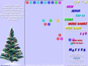 Snowfall Flaketrix 1.01 - náhled