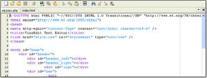 TinyEdit Text Editor 2008.10 - náhled
