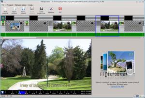 ffDiaporama 2.1.2014.0209 - náhled