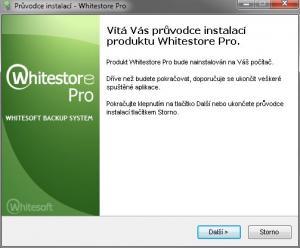 Whitestore Lite - náhled