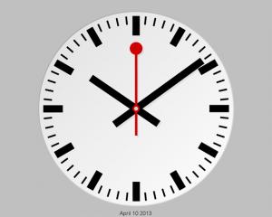Swiss Clock-7 1.0 - náhled