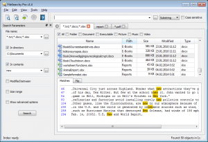 FileSearchy Pro 1.4