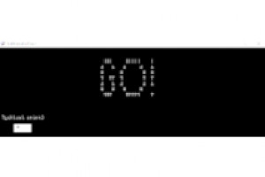 Geft's TextPainter - náhled