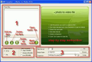 Mooma DVD Creator 2.0 - náhled
