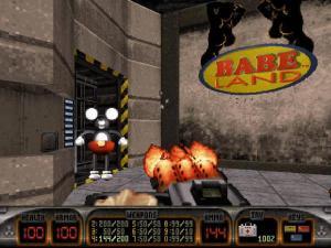 Duke Nukem 3D 1.3d - náhled