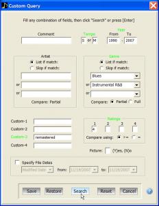 MP3 EZlib 2.5 - náhled