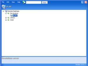 Remote Desktop Manager 13.0.1.0 - náhled