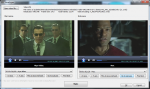 Subtitle Edit 3.5.4 - náhled