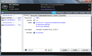 HDD Guardian Portable 0.6.2 - náhled