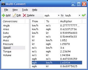 Multi-Convert 2.0.0.0 - náhled