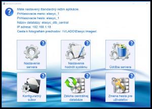 Elasyc RFID dochádzkový systém - náhled
