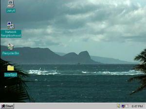 LiveSpy 2.0 - náhled