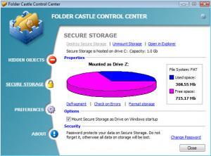 Folder Castle 4.1 - náhled