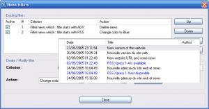 RSS Xpress 2.10.2 - náhled