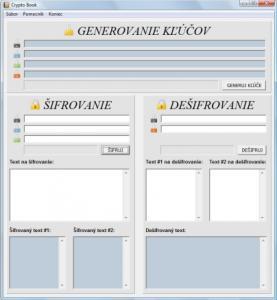 CryptoBook 1.0.0.2 - náhled