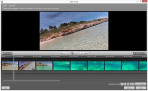 Ashampoo Movie Studio 2.0.9 - náhled