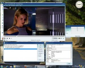 3nity Media Player Portable 3.0.0.3 - náhled