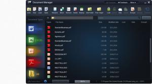 WonderFox Document Manager 1.2 - náhled