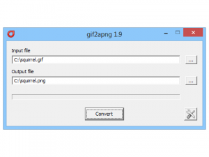 GIF to APNG 1.9 - náhled