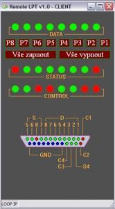 Remote LPT 1.0 - náhled