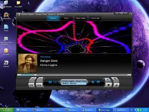Kantaris Media Player 0.7.9 - náhled