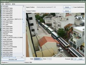 PhotoScale! 0.3 - náhled
