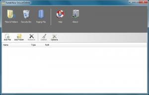 TweakNow SecureDelete 1.0.0 beta 3 - náhled