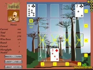 Baobab Solitaire 1.0 - náhled