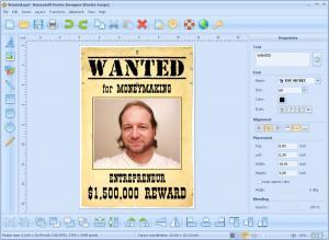 RonyaSoft Poster Designer 2.03.02.02 - náhled