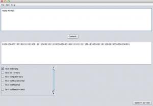 BinaryCrypt 1.0.1 - náhled