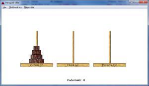 Hanojské věže 1.1 - náhled