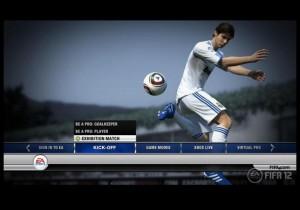 FIFA 12 - náhled