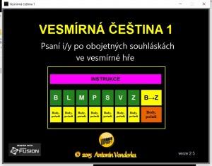 Vesmírná čeština 1 - náhled