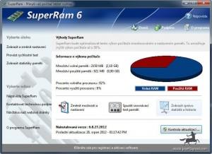 SuperRam - česká lokalizace - náhled