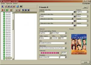 FilmManager 1.6.3.1110 - náhled