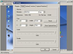 myDesktop Online 1.3.0 - náhled