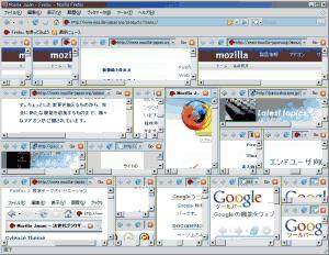 Split Browser 0.6.2 - náhled