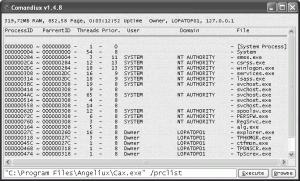 Comandiux 1.7.27.220 - náhled