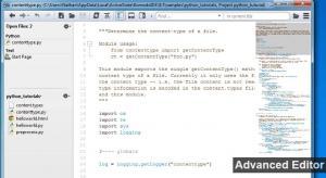Komodo IDE 8.5.0 - náhled