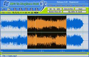 MP3 To Ringtone - náhled