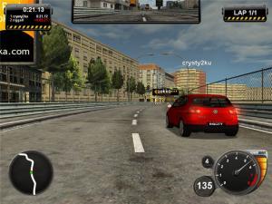 Big City Racer - náhled