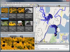 GeoSetter 3.4.16 - náhled