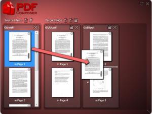 PDF Composer 1.2.0 - náhled