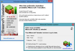Minecraft Tweaker 1.12.1_16.9