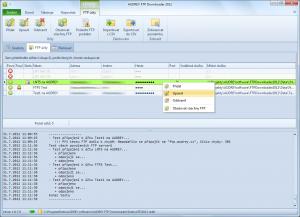 AUDREY FTP Downloader 2012 1.0.13 - náhled