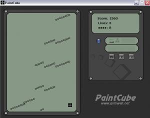 PaintCube - náhled
