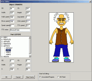 Tales Animator Czech - náhled