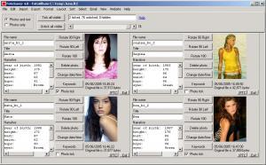FotoSaver 4.3 - náhled