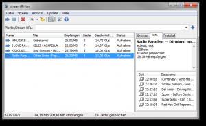 StreamWriter Portable 5.4.0.2 - náhled