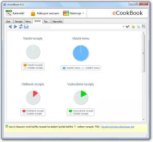 eCookBook 4.5.2 - náhled